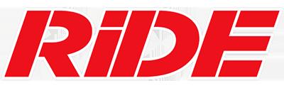 RIDE magazine logo