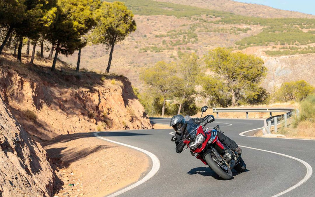 Save £40 for IAM RoadSmart with Triumph